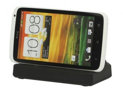 پايه نگه دارنده روميزی برای HTC One X و HTC One S