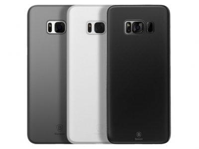 قاب محافظ بیسوس سامسونگ Baseus Wing Case Samsung Galaxy S8