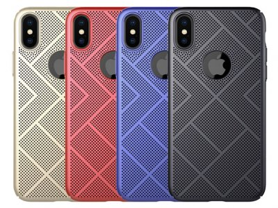 قاب محافظ نیلکین آیفون Nillkin Air case Apple iPhone X