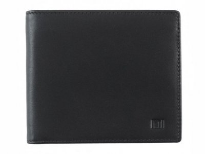 کیف پول چرمی شیائومی Xiaomi Millet Simple First Layer Calfskin Wallet