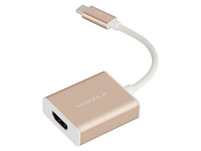 مبدل تایپ سی به اچ دی ام آی مومکس Momax Elite Type C to HDMI