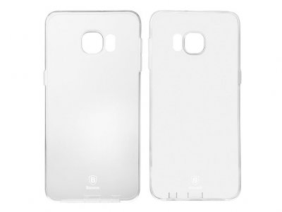 محافظ ژله ای بیسوس سامسونگ Baseus Transparent TPU Shell Case Samsung Galaxy S7