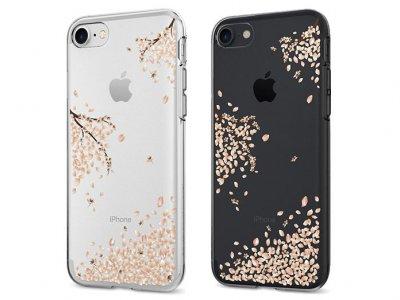محافظ ژله ای اسپیگن آیفون Spigen Liquid Crystal Blossom Apple iPhone 8/7