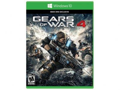 بازی کامپیوتر Gears Of War 4 Windows Game