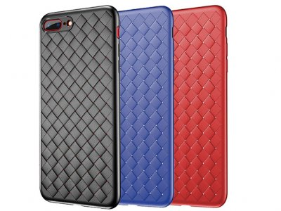 محافظ ژله ای بیسوس آیفون Baseus BV Weaving Case Apple iPhone 7 Plus/8 Plus