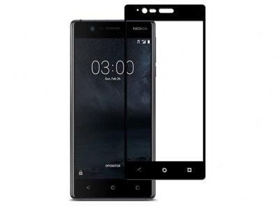 محافظ صفحه نمایش شیشه ای تمام صفحه نوکیا Glass Full Cover Nokia 3