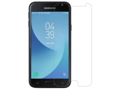 محافظ صفحه نمایش شیشه ای سامسونگ Glass Screen Protector Samsung J3 2017