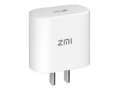 آداپتور شارژ سریع شیائومی Xiaomi ZMI HA511 Quick Charge USB Adapter