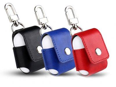 کاور محافظ چرمی ایرپاد اپل Leather Case Apple Airpods