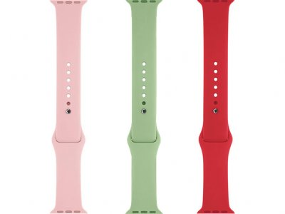 بند سیلیکونی اپل واچ طرح اسپرت Apple Watch Sport Band 38/40mm