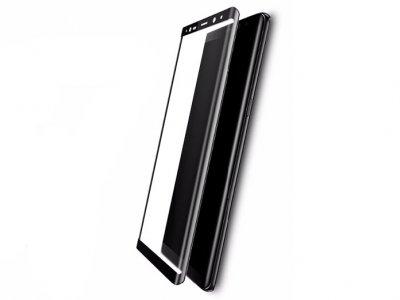 محافظ صفحه نمایش شیشه ای تمام صفحه راک سامسونگ Rock 3D Glass Samsung Galaxy Note 8