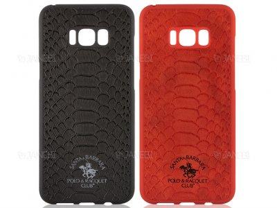 قاب محافظ چرمی پولو سامسونگ Polo Knight Case Samsung Galaxy S8 Plus