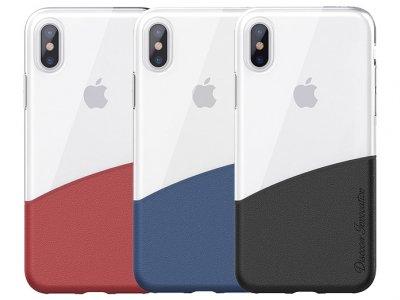 محافظ ژله ای نیلکین آیفون Nillkin Half Case Apple iPhone X