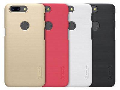 قاب محافظ نیلکین وان پلاس Nillkin Frosted Shield Case OnePlus 5T