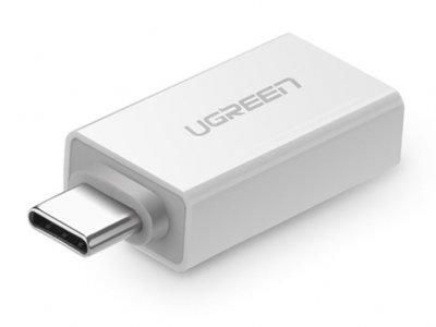 مبدل تایپ سی به یو اس بی یوگرین Ugreen USB 3.1 Type C SuperSpeed to USB 3.0 Type-A