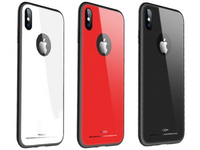 قاب محافظ راک آیفون Rock Brilliant Series Protection Case Apple iPhone X