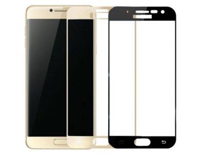محافظ صفحه نمایش شیشه ای تمام صفحه رمو سامسونگ Remo 3D Glass Samsung Galaxy C7 Pro