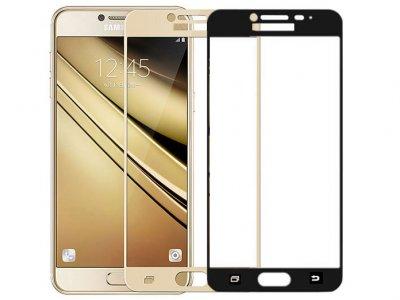 محافظ صفحه نمایش شیشه ای تمام صفحه رمو سامسونگ Remo 3D Glass Samsung Galaxy C5 Pro