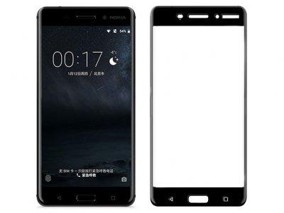 محافظ صفحه نمایش شیشه ای تمام صفحه رمو نوکیا Remo 3D Glass Nokia 6