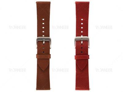 بند چرمی ساعت هوشمند سامسونگ طرح 3 Samsung Gear S3 Leather Band