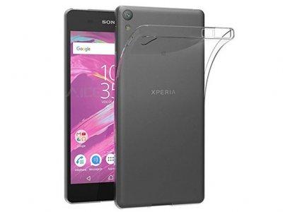 محافظ ژله ای 5 گرمی سونی Sony Xperia E5 Jelly Cover 5gr