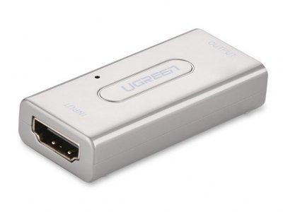 تقویت کننده سیگنال اچ دی ام آی یوگرین Ugreen 40265 HDMI Signal Amplifier 60m Metal Case