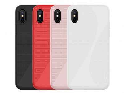 قاب محافظ نیلکین آیفون Nillkin Liquid Silicone Flex II Case Apple iPhone X