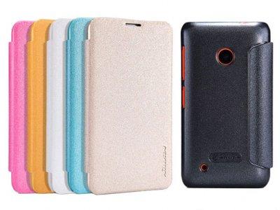 کیف نیلکین نوکیا Nillkin Sparkle Case Nokia Lumia 530