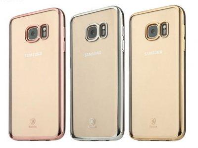 محافظ ژله ای بیسوس سامسونگ Baseus TPU Case Samsung Galaxy S7