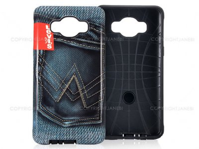 قاب محافظ گوشی سامسونگ طرح جین Mobile Case Samsung J5 2016