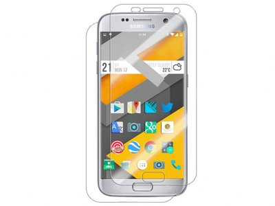 محافظ صفحه نمایش پشت و رو سامسونگ Bestsuit Full Body Protector Samsung Galaxy S7