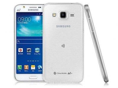 محافظ ژله ای سامسونگ Samsung Galaxy J5 Jelly Cover