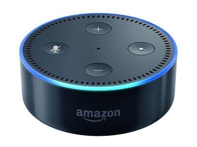 دستیار صوتی آمازون Amazon Echo Dot 2nd Gen Voice Assistant