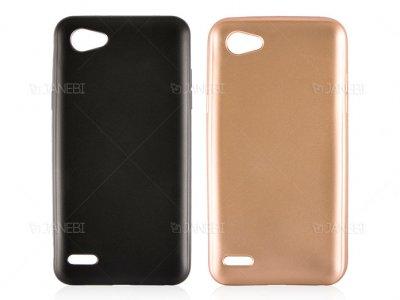 محافظ ژله ای ال جی LG Q6 Colorful Jelly Case
