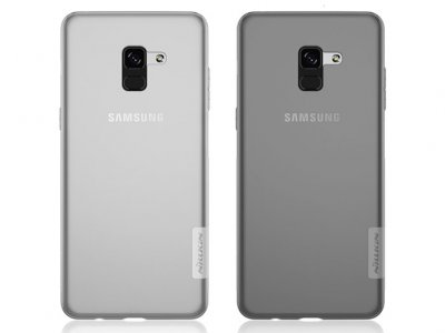 محافظ ژله ای نیلکین سامسونگ  Nillkin TPU Case Samsung A8 Plus 2018