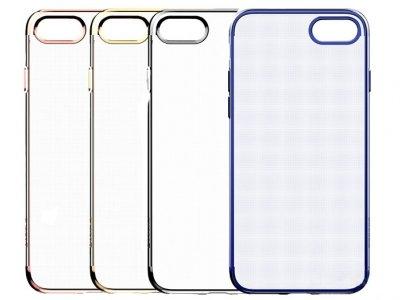 محافظ ژله ای بیسوس آیفون Baseus Super Slim Shining Case Apple iPhone 7/8