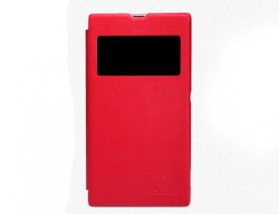 کیف چرمی مدل02 Sony Xperia Z1 مارک Nillkin