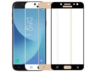 محافظ صفحه نمایش شیشه ای تمام صفحه رمو سامسونگ Remo 3D Glass Samsung Galaxy J3 2017