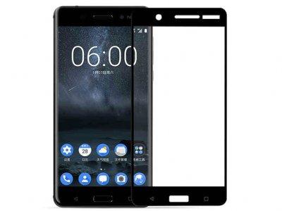 محافظ صفحه نمایش شیشه ای تمام صفحه رمو نوکیا Remo 3D Glass Nokia 5