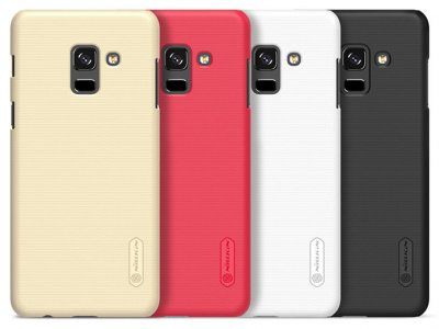 قاب محافظ نیلکین سامسونگ Nillkin Frosted Shield Case Samsung Galaxy A8 Plus 2018