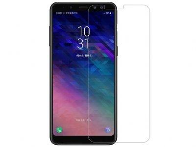 محافظ صفحه نمایش شیشه ای نیلکین سامسونگ Nillkin H Glass Samsung Galaxy A8 Plus 2018