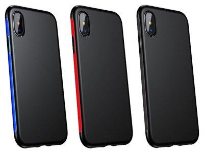 قاب محافظ بیسوس آیفون Baseus Bumper Case Apple iPhone X