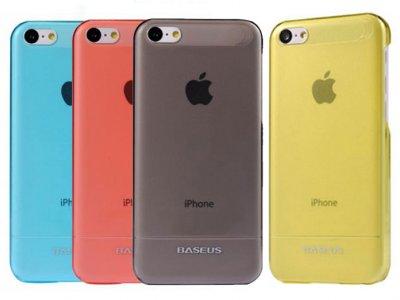قاب محافظ شفاف بیسوس آیفون Baseus Ultra Thin Case Apple iPhone 5C