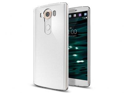 محافظ ژله ای اسپیگن ال جی Spigen Liquid Crystal Case LG V10