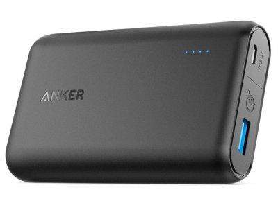 پاور بانک شارژ سریع انکر Anker PowerCore Speed 10000mAh A1266