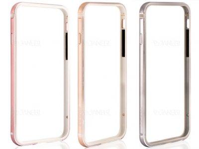 بامپر پلاستیکی/آلومینیومی آیفون G-Case Bumper Apple iPhone 6/6S