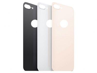 محافظ صفحه شیشه ای پشت بیسوس آیفون Baseus 4D Arc Back Glass Film Apple iPhone 8 Plus