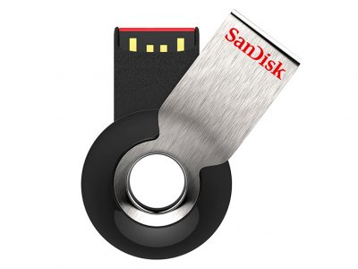 فلش مموری سندیسک Sandisk Cruzer Orbit USB 2.0 Flash Memory 16GB