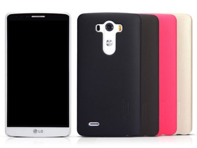 قاب محافظ نیلکین ال جی Nillkin Frosted Shield Case LG G3