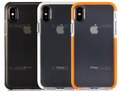 محافظ ژله ای راک آیفون Rock Gurad Series Case Apple iPhone X/XS
